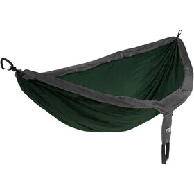 ENO Double Nest Hamak, forest charcoal